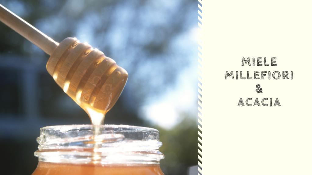 miele acacia millefiori